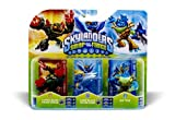 Skylanders Swap Force - Triple Character Pack - Rip Tide, Whirlwind, Prism Break (PS4/Xbox 360/PS3/Nintendo Wii/3DS)