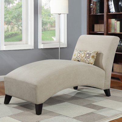 Handy Living 340CL-AAA82-084 Microfiber Chaise,