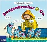 Professor Jecks Zungenbrecher & Co: Sprach- und Liederspiele zum Mitmachen - Martin Geck, Wim Wollner