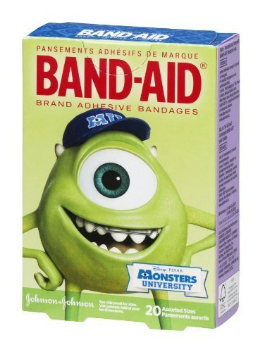 band-aid-adhesive-bandages-disney-pixar-monsters-university-20-ct-by-band-aid