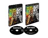 マッドマックス 怒りのデス・ロード <ブラック&クローム>エディション Blu-ray(初回限定生産/2枚組)
