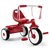 Radio Flyer Boys And Girl Fold 2 Go Tricycle Red