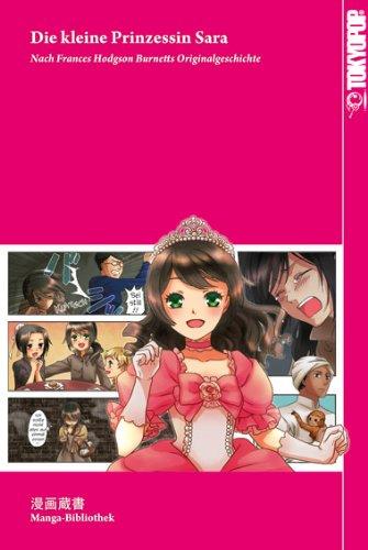 Manga-Bibliothek: Die kleine Prinzessin Sara, Einzelband