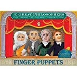 Great Philosophers Finger Puppet Set