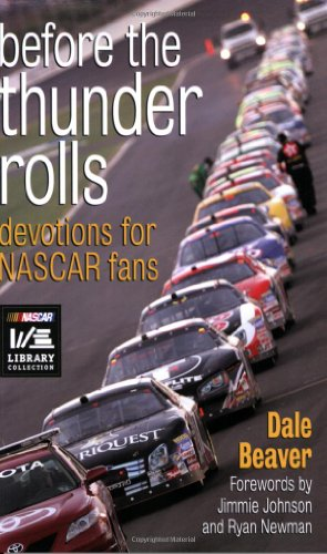 Before the Thunder Rolls: Devotions for Nascar Fans (Spin Central City compare prices)