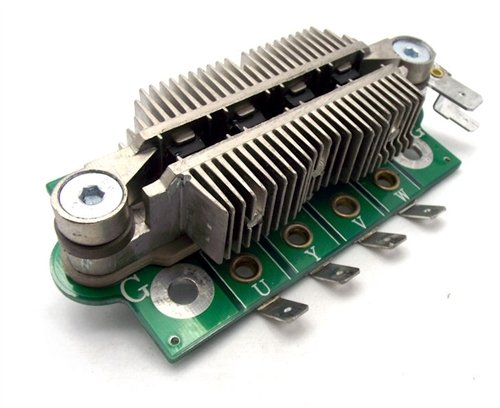 Enduralast Boalt-Rect063Edl Heavy Duty Diode Board / Rectifier (Includes Hd Wiring Harness) - Replaces Bosch Diode Board / Bmw 12 31 1 244 062, 063, 12 31 1 357 498 / Enduralast Ii