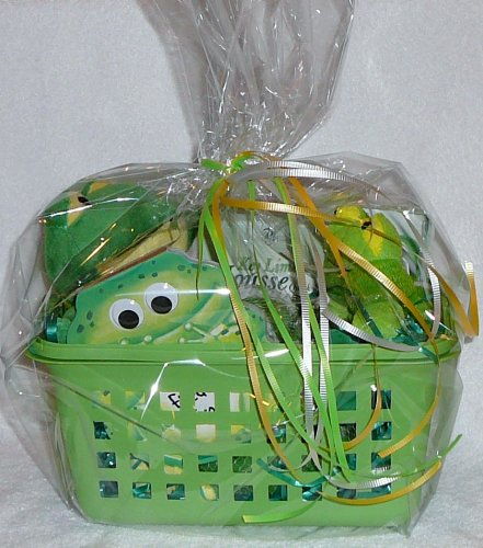 Frog Pond Gift Basket