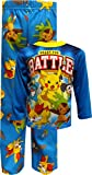 Pokemon Boys Top with Flannel Pants Pajamas
