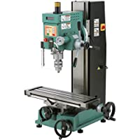 Grizzly G0619 Mill/Drill, 6 x 21-Inch by Grizzly