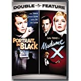 Portrait in Black / Madame X (Double Feature) ~ Lana Turner