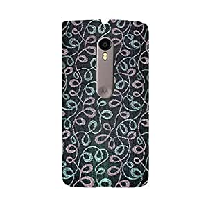Phone Candy Designer Back Cover with direct 3D sublimation printing for Motorola Moto G 3rd Gen