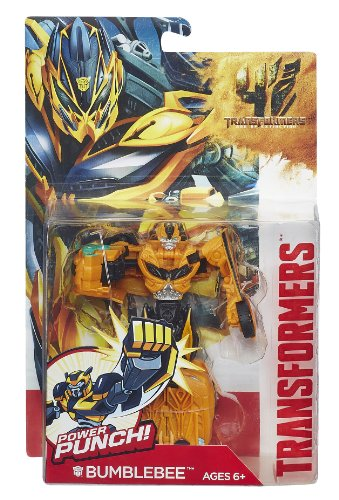 Transformers Power Punch Battlers Bumblebee - 1