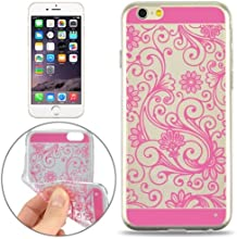 SDTEK Coque Cover Case clair transparent Soft Gel Silicone TPU pour iPhone 6 / 6s