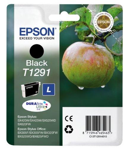 Epson T1291 DuraBrite Tintenpatrone schwarz