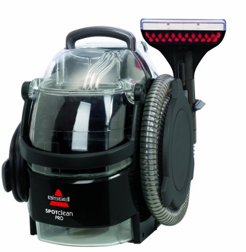 Bissell 3624 SpotClean Professional Portable Carpet Cleaner - Corded (Shampoo Vacuum Cleaner compare prices)