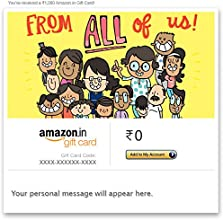 From All of Us (Funny) - E-mail Amazon.in Gift Card