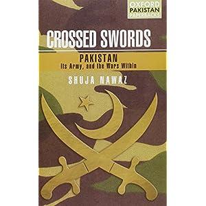 Crossed swords shuja nawaz