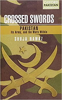 Crossed swords shuja nawaz