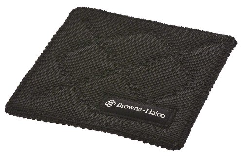 Browne Foodservice 5436102 FLXaPrene Hot Pad, 7 by 7-Inch, Black thom browne p