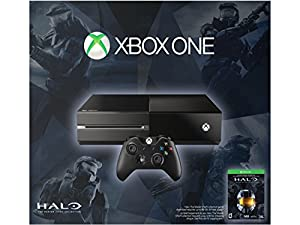 Microsoft Xbox One Console 500GB Spring Bundle with Halo Master Chief by USA