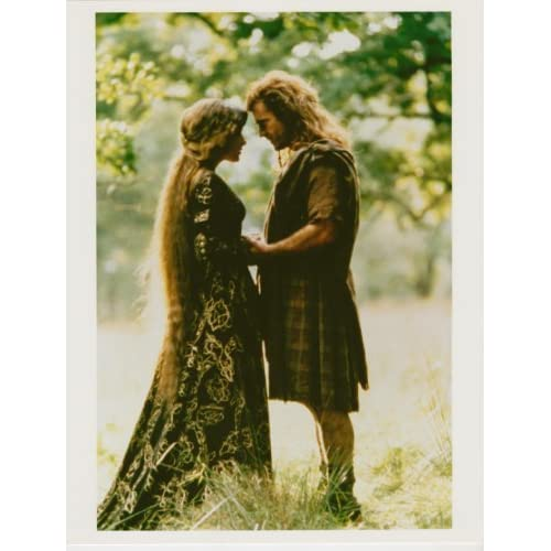 MEL GIBSON WILLIAM WALLACE SOPHIE MARCEAU PRINCESS ISABELLE 8X10 PHOTO