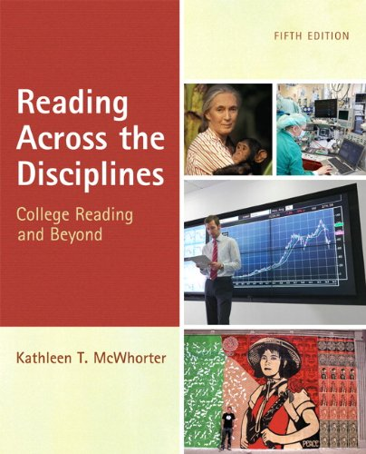 Reading Across the Disciplines (with MyReadingLab Pearson...