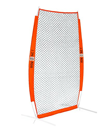 Bownet Portable iScreen Protection Net (Net Only) - Fits on Half of 7' x 7' Frame (sold separately) (Portable Pitching Screen compare prices)