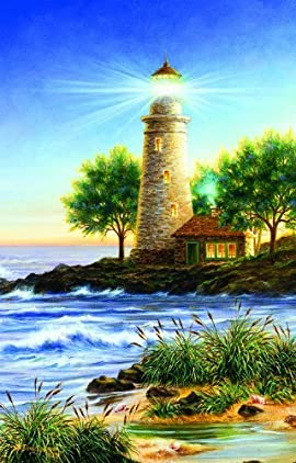 Beacon Of Joy 1000pc Jigsaw Puzzle by Dona Gelsinger