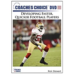 Developing Faster, Quicker Football Players