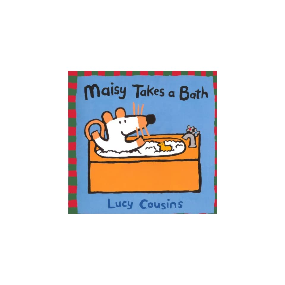 Maisy Takes A Bath (Turtleback School & Library Binding