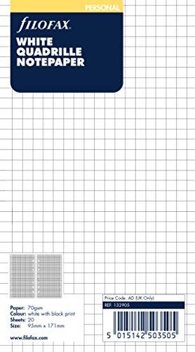 filofax-132905-personal-notizpapier-kariert-weiss