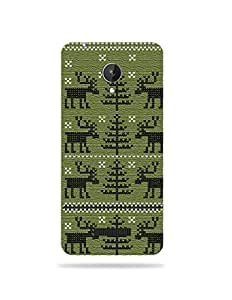 Micromax Canvas Spark Q380 Printed Mobile Case / Back Cover (MZ143)