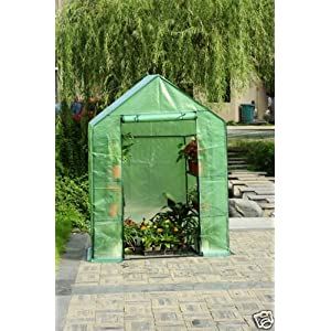 High Quality Greenhouse W/shelves, Green House