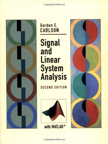 Linear Systems Analysis - 2nd Ed.