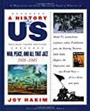 img - for A History of US: War, Peace, and All That Jazz: 1918-1945 A History of US Book Nine book / textbook / text book