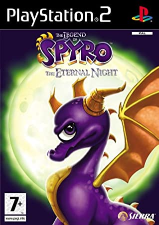 The Legend of Spyro: The Eternal Night (PS2)