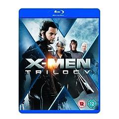 X-Men Trilogy (UK Import Blu-ray)