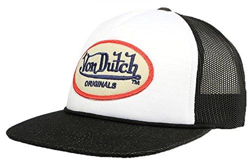 von-dutch-mens-baseball-cap-white-white-one-size