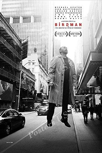 "Posters USA - Birdman Movie Poster - MOV234 (24"" x 36"" (61cm x 91.5cm))"