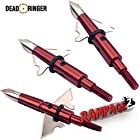 Dead Ringer Rampage 100 Grain 2-Blade for Broadheads (3-Pack), 1.5-Inch