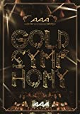 AAA ARENA TOUR 2014 -Gold Symphony- (Blu-ray) (���񐶎Y�����)