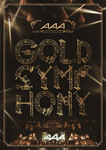 Aaa - Aaa Arena Tour 2014 Gold Symphony [Japan BD] AVXD-92207 (Aaa Gold Symphony compare prices)