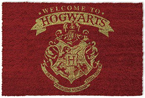 Harry Potter - Welcome To Hogwarts Zerbino (60 x 40cm)