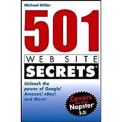 501 Website Secrets