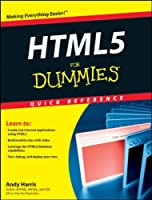 HTML5 For Dummies Quick Reference ebook download