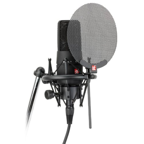 Se Electronics Sex1 Large Diaphragm Condenser Microphone Vocal Pack