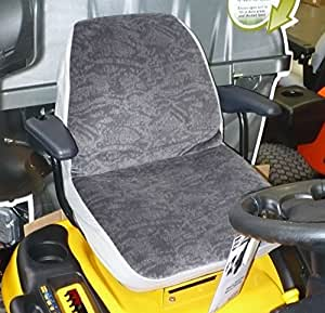 Amazon Com Durafit Seat Covers Gray Padded Tractor Seat