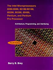 The Intel Microprocessors by Barry B. Brey