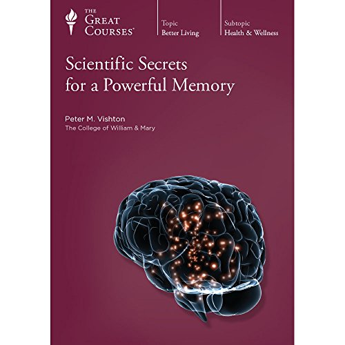 The Great Courses: Scientific Secrets to a Powerful Memory