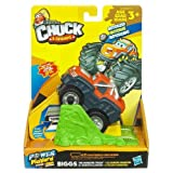 Chuck & Friends - Motorized BIGGS The Monster Truck